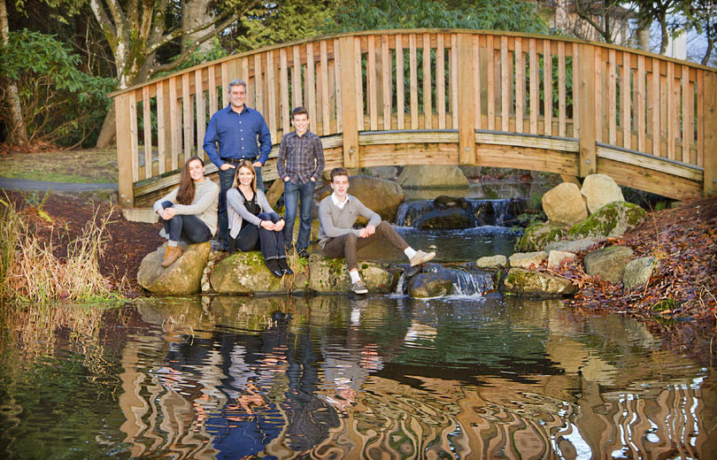 di sabatino family in surrey